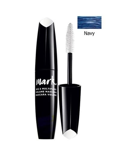 Avon Mark Big & Multiplied Hacim Veren Maskara Mavi Mavi